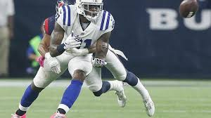 Colts release wide receiver Andre Johnson