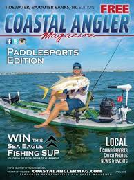 Coastal Angler Magazine April Tidewater Outer Banks By