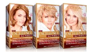 Age Perfect Hair Color Chart New 2 1 Loreal Paris Excellence Age Perfect Haircolor