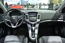 2015 Chevrolet Cruze - New York Live