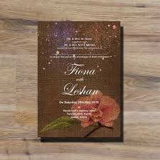 Free Wedding Invitation Card Templates Stunning Rustic Floral Wedding Invitation Template For Free Download On Pngtree