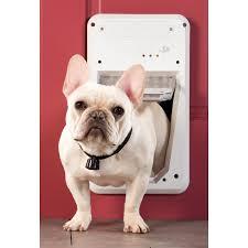 luxury smart pet door petsafe electronic dog the acrylic flap open for a sensor signal that can range up to three foot lowe sliding glass iri wifi doorbell