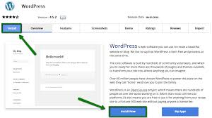 Namecheap.com Knowledgebase • How to install WordPress using ...