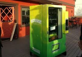 Marijuana Vending Machines Youtube Delectable Weed Vending Machine Spells Higher Times Ahead For Colorado