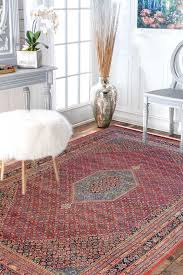 turquoise bidjar large wool ruern wool rugs