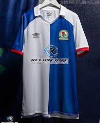 We've been slowly trying to collect and catalogue all our old kits (see our blog post for more details). Blackburn Rovers 20 21 Home Kit Released Footy Headlines