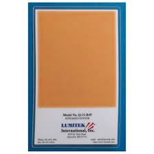 Laminated sensor cards with 4x 5 active area version R (Reflective)   Lumitek International, Inc.