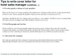 Cover Letter Hospitality Sample Hospitality Resume Templates Free Or