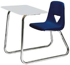 chair and desk combo. 620-series-sled-base-chair-desk-by-scholar- Chair And Desk Combo O
