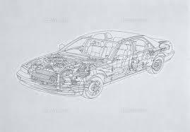 車の構図 イラスト22451004668の写真素材イラスト素材アマナイメージズ