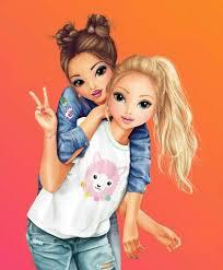Cartoon Dp Girl HD Photos For Whatsapp Free Download