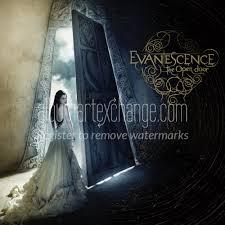 evanescence the open door al cover art