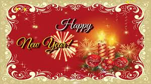 Happy New Year Greeting E Card 2016 For Sister Youtube