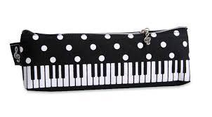 Zwei tastaturen auf weißem hintergrund. Mappchen Fur Stifte Klaviertastatur Geschenke Fur Musiker Origin 9 50 Tastatur Klavier Stifte