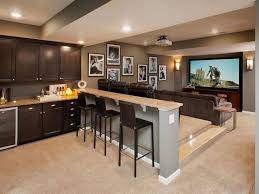 media room furniture. make the bar parallel to tv and seating areas nice setup for a basement theatergame room media furniture