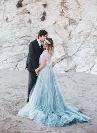 the 25 best blue wedding dresses ideas