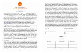 Sales Agent Contract Advertising Agency Contract Template Inspirational Advertising 22