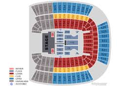 Seating Chart Official Ticketmaster Site