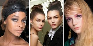 every single hair and makeup trend for autumn winter 2018