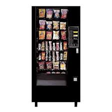 Cheap Snack Vending Machines Simple Used Automated Products 48 Snack Vending Machine