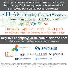 job seekers news careersource ncfl florida manufacturing career fair and steam job fair highlight local manufacturers job openings · job seekers news