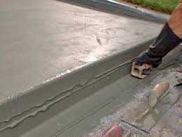 Making Cement Forms How To Patch And Resurface Concrete Steps How Tos Diy