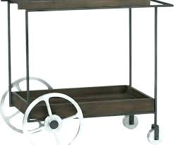 serving cart with wheels pictures gallery of incredible outdoor bar on how to make in outdoor bar cart