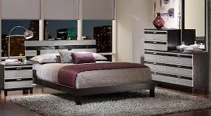 Gardenia Silver 5 Pc King Platform Bedroom King Bedroom Sets Colors