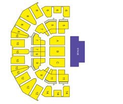 Liverpool Echo Seating Chart Echo Two At Echo Arena Liverpool
