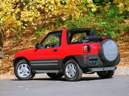 1998 Toyota Rav 4 i cabrio (xa) – pictures, information and specs ...