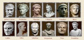 Twelve Caesars The Twelve Caesars