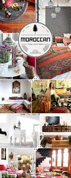 Moroccan Living Room Decor 25 Best Ideas About Moroccan Living Rooms On Pinterest Moroccan