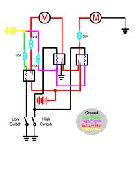 series parallel fan wiring pirate4x4 com 4x4 and off road forum Series Parallel Wiring Diagram Series Parallel Wiring Diagram #54 series parallel speaker wiring diagram