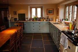 Country Cottage Kitchen Cabinets Country Cottage Kitchen U Shaped Solid Knotty Pine Wood Kitchen