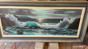 darwin taylor oil painting listed artist seascapes california