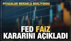 Son dakika: Piyasaların merakla beklediği FED faiz kararını açıkladı - Ekonomi  Haberleri