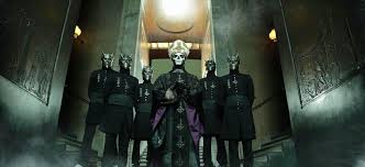 nameless ghoul meliora. there\u0027s not a lot of mystery in music nowadays, but swedish theatrical metal act ghost is one the few bands that has chosen to keep identities its nameless ghoul meliora f