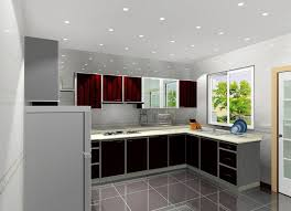 Kitchen Room  Simple Kitchen Design For Middle Class Family Interior Designer Kitchens