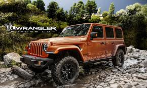 2018 jeep jlu. beautiful 2018 new 2018 jeep wrangler render jlwranglerforums to jeep jlu k