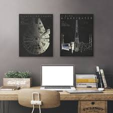 about this item on star wars wall art target with star wars falcon wall art 20 x16 2pc target