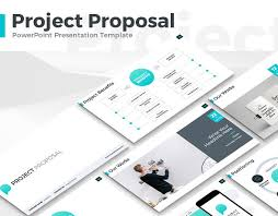 Project Proposal Presentation Ppt Project Proposal Presentation Template On Behance