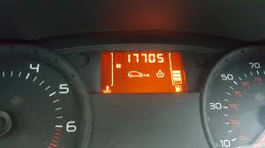 Renault Clio Warning Lights Dashboard Warning Light A Light Has Been On On My Dash