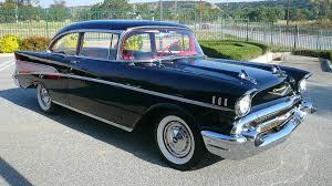 1957 Chevrolet Bel Air 2 Door Post