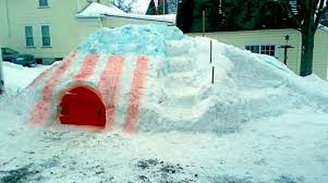 Easy Forts To Build Do You Wanna Build A Snow Fort Youtube