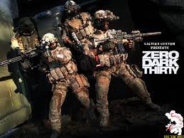One sixth scale ZERO DARK THIRTY diorama   Military figures, Character  collection, Navy seals