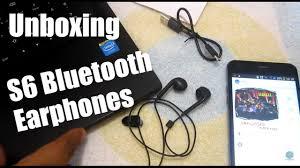 Unboxing/Testing - <b>S6 Bluetooth</b> 4.0 <b>Sport</b> Stereo <b>Earphones</b> ...
