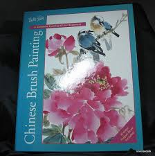 chinese brush painting kit project book by silverandsilk on 24 99