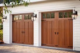 wood look garage door. Simple Look Clopay Canyon Ridge Limited Edition Inside Wood Look Garage Door N