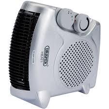 fan heater. 2kw 230v fan heater