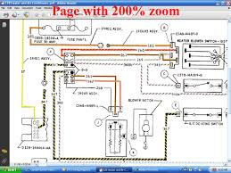 forelpublishing com digitally able ford service manuals diagrams screenshot of page 200% zoom
